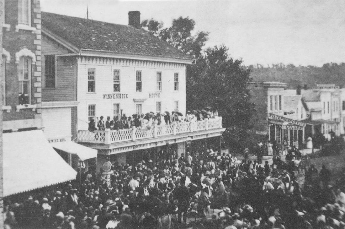 Photo Credit: Winneshiek County Historical Society